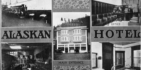 The Surprising History of the Alaskan Hotel & Bar, Juneau, Alaska