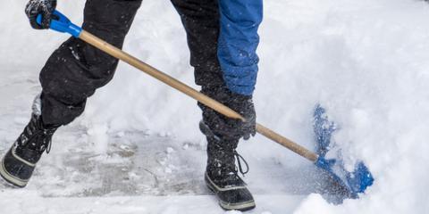 How Shoveling Snow Helps Fuel Delivery & Keeps You Safe, Juneau, Alaska