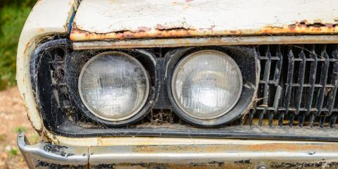 What is a Junk Car & How Can You Tell if You Have One?, Thomasville, North Carolina