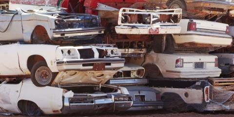 Auto Salvage—What Is it & What Are its Benefits?, Philadelphia, Pennsylvania