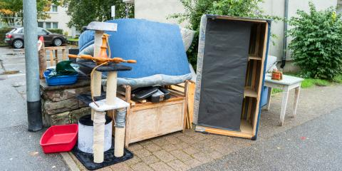 Top 3 Benefits of Hiring a Junk Removal Service , Troy, New York