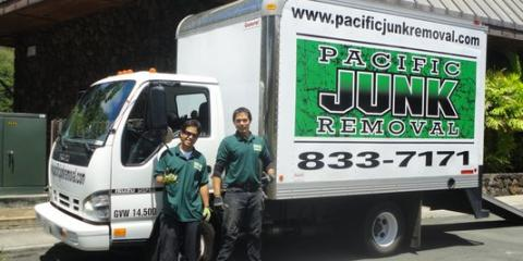 See What People Are Saying About Pacific Junk Removal on Yelp, Honolulu, Hawaii