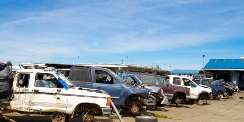 The Benefits of Selling a Car to a Junk Yard, Atlanta-Decatur, Georgia
