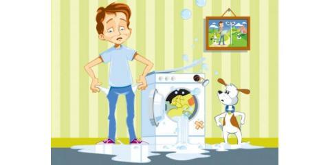 Just Appliance Repair Fixing A Broken Washer Washing
