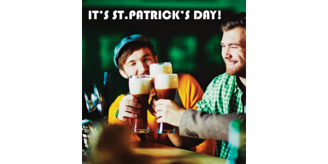 Just Appliance Repair, Poughkeepsie,NY: Happy ST. Patrick's Day, Poughkeepsie, New York