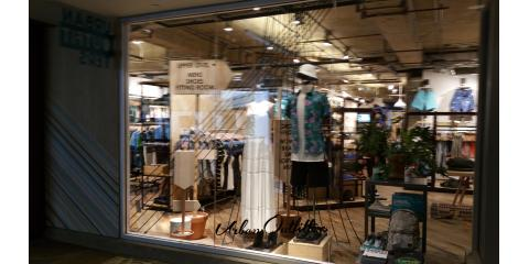 Justin's Glassworks Explains The Important Role of Storefront Windows, Honolulu, Hawaii