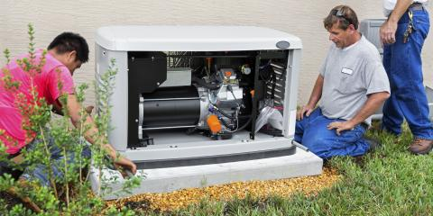 Branford's Experts Stress the Importance of Properly Installing a Generator This Winter, Hamden, Connecticut