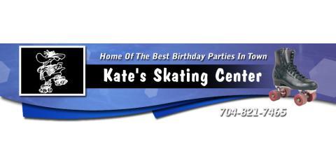 Kate's Skating Center, Roller Skating Rinks, Family and Kids, Indian Trail, North Carolina