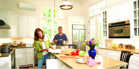 How Mitsubishi Electric's Wall-Mounted AC Keeps Your Home Comfortable, Toms River, New Jersey