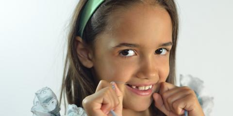 Allen K. Hirai, DDS, Explains How to Teach Kids to Floss, Honolulu, Hawaii