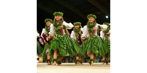 Merrie Monarch History, Waimea, Hawaii