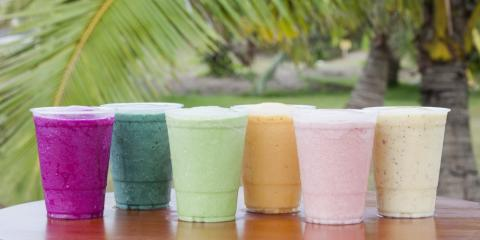 Why Should You Drink Smoothies? Local Café Tells All, Kahuku, Hawaii