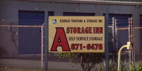 5 Reasons Maui Residents Rent Storage Units Kahului Hawaii & 5 Reasons Maui Residents Rent Storage Units - A Storage Inn ...