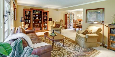 5 Tips for Placing an Area Rug in the Living Room, Kahului, Hawaii