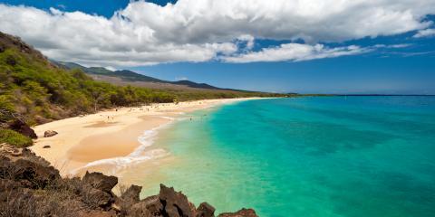 How to Respect Maui's Wildlife at the Beach, Kahului, Hawaii