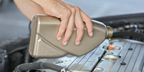 What's the Right Oil for Your Car?, Kahului, Hawaii