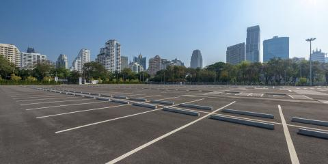 5 Tips for Newly Paved Parking Lots, Kahului, Hawaii