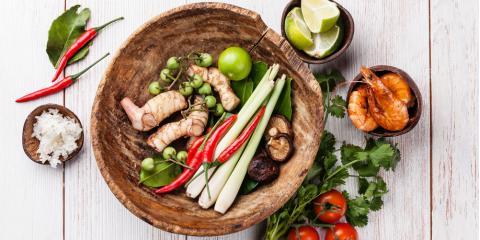 5 Essential Ingredients for Thai Cuisine, Kahului, Hawaii