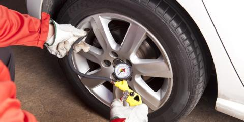 3 Signs It's Time to Replace Your Tires, Kahului, Hawaii