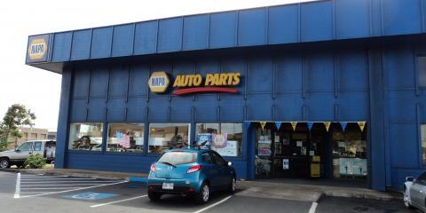 United Auto Parts Inc, Auto Parts, Services, Kahului, Hawaii