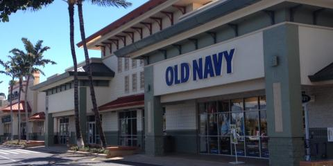 Kahului's Top Shopping Center Explains What Makes a Store an Outlet , Kahului, Hawaii