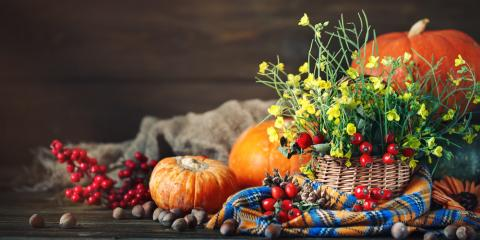 5 Tips for Festive Thanksgiving Floral Arrangements, Koolaupoko, Hawaii