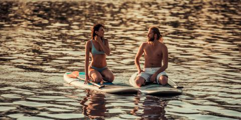 Top 5 Benefits of Paddle Boarding, Koolaupoko, Hawaii