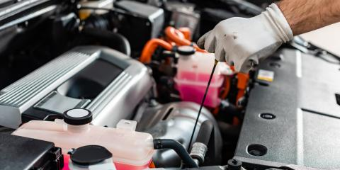 What Are the Essential Car Fluids?, Kailua, Hawaii
