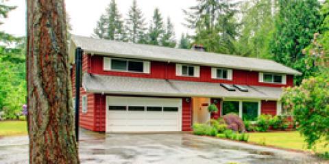 garage home hawaii doors logo