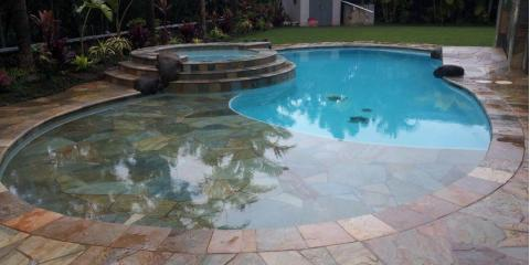 5 Reasons to Add a Tanning Ledge to Your Pool, Kailua, Hawaii