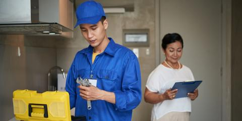 Should You or Your Landlord Address Plumbing Issues?, Kailua, Hawaii