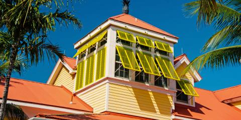 4 Benefits of New Horizon® Bahama Shutters, Kauai County, Hawaii