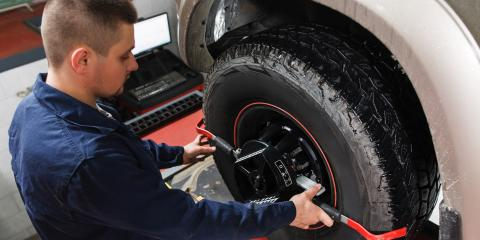 5 Reasons to get Your Cars Tires Aligned, Kalispell, Montana