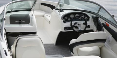Kalispell Boat Upholsterers Explain How You Can Keep Pinking From