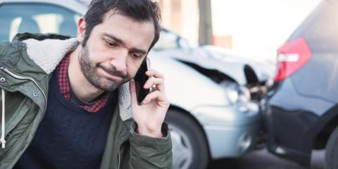 What Kind of Damage Can Result From a Rear-End Collision?, Columbia Falls, Montana