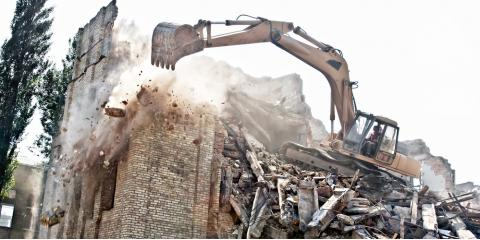 Best Practices to Help Demolition Professionals Maintain a Safe Work Site , Kalispell, Montana