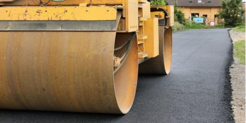 3 Important Benefits of Asphalt Paving, Kalispell, Montana