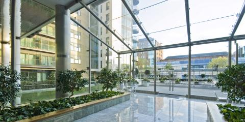 Why You Should Include an Atrium in Your Commercial Building Design, Kalispell, Montana