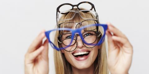 3 Things to Consider When Picking Out Eyeglass Frames, Kalispell, Montana