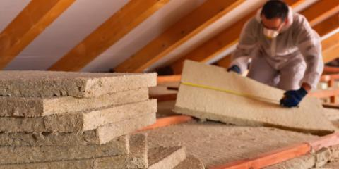 4 insulation options to keep your home comfortable for Insulation options for new homes