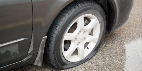 3 Reasons to Keep a Spare Tire in Your Car Trunk, Kalispell, Montana