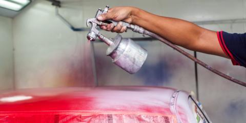 3 Types of Auto Body Paint Jobs, Kalispell Northwest, Montana