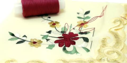 Top 5 Essential Hand Embroidery Stitches, Kalispell, Montana