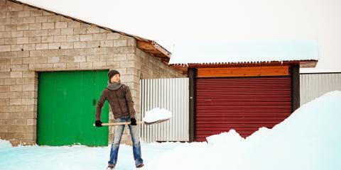 3 Tips to Prevent Frozen Garage Doors, Creston-Bigfork, Montana