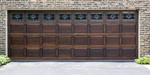 3 Tips to Maintain a Wooden Garage Door, Kalispell, Montana
