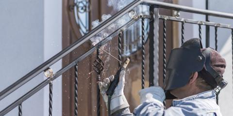 3 Reasons to Install Metal Railings for Seniors, Evergreen, Montana