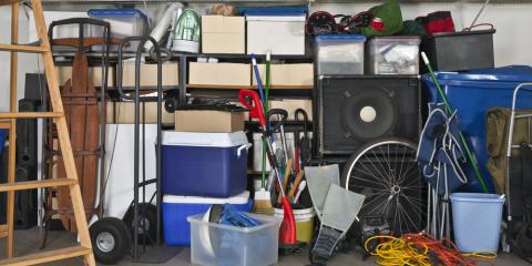 Clear Your Clutter: 3 Items Perfect for a Storage Unit , Kalispell, Montana