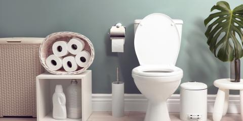 4 Reasons Your Toilet Won't Flush, Kalispell, Montana