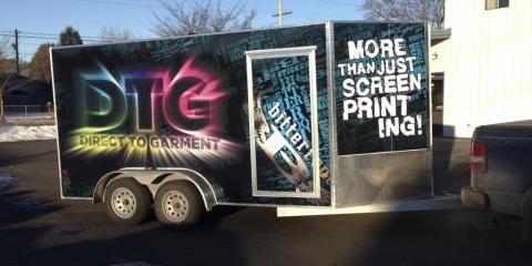 How a Vehicle Wrap Can Help You Make an Impression, Kalispell, Montana