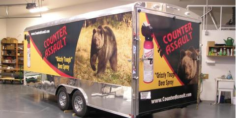 Why Vehicle Wraps Help Businesses Grow, Kalispell, Montana